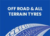 Off Road & All Terrain Tyres