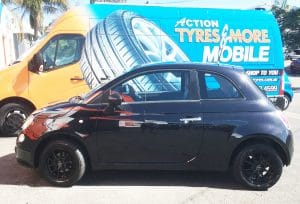 Action Tyres - Fiat
