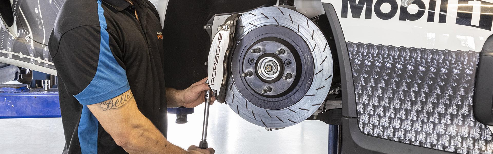 Brake Repairs, Upgrades and Sales Gold Coast