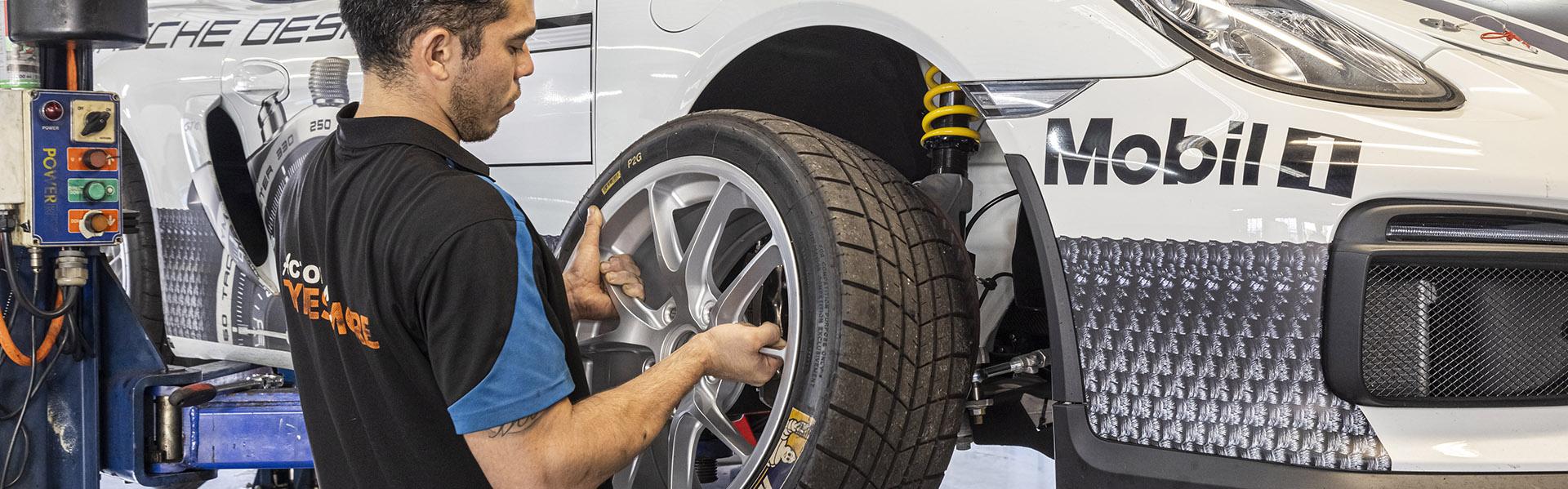 Wheel Balancing Gold Coast
